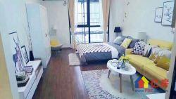 金地自在城 不限购洪山区小公寓 自住出租均可 双地铁交汇二环