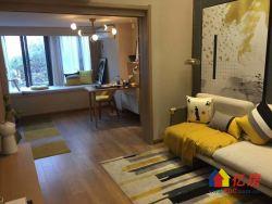青山建十绿地派克公馆 43平复式3房 购一层送一层 总价低