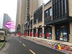 光明上海公馆+临街底商+正地铁口+小区出入口