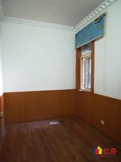 汉化花园 电梯房 地铁口 两室一厅 高层 视野开阔 老证