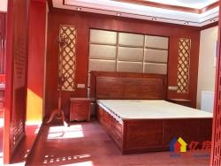 中式豪装别墅,装修花了200W,全新装修没住,红木家具全送!
