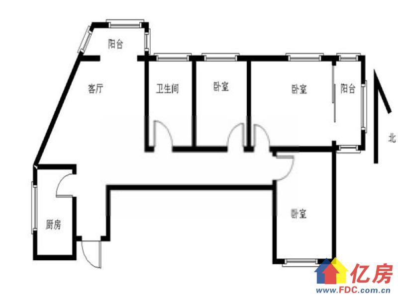 常青花园6小区对口常青树,全区比较便宜一套,随时看房,武汉东西湖区常青花园东西湖区康居二路6号(常青第一学校旁)二手房3室 - 亿房网
