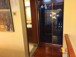 武昌内环中南路2号线4号线双地铁口复式楼,购一层得两层