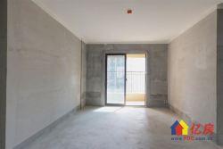 上海公馆 毛坯通透三房,可任意设计,带双阳台,晾晒方便。