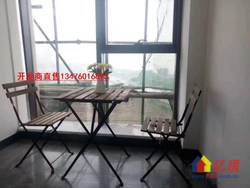 联泰滨江中心二环江景复式楼天然气入户温馨两房