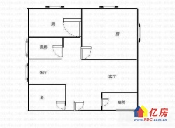 汉正街 利济北路 财源大厦 精装修3房2厅有阳台低价出售,随