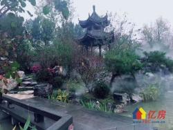泰禾知音湖院子中国风高品质舒适环境优美双线湖景