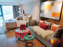 越秀御东沙,藏峯金融城,中北路精装复式公寓,双湖景,带天然气
