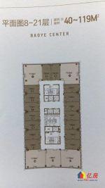 青山建设一路 宝业中心 49平复式做两房 简装中楼层 准现房,武汉青山区建二武汉市青山区建设一路与建港南街交汇处二手房2室 - 亿房网