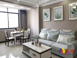 大智路合作路 君安公寓 精装二室二厅82平170万 朝南看江