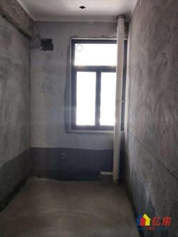 葛洲坝城市花园 三房两厅两卫 南北通透挂头 毛坯 有钥匙!