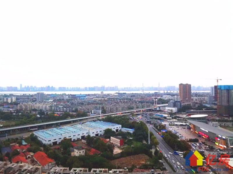 红桥城Loft 毛坯 2室2厅 75万 已做现浇 看江看公园,武汉江岸区二七汉口解放大道新荣站二手房2室 - 亿房网
