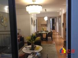 新房直销,毗邻地铁,小高层板式舒适四房,带2500精装