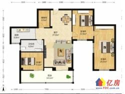 房主急售3室1厅银丰公寓151平270万