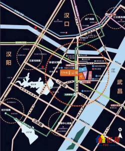 福星惠誉汉阳城新房(49平  59平  79平)