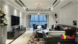 215平奢华大平层+CBD门户有对/口學校+三厅设计+主卧衣