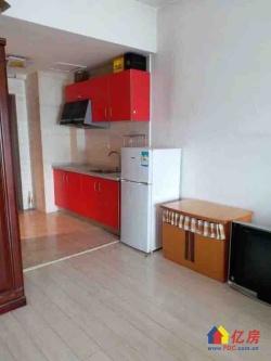 江岸区 台北香港路 观湖铂金公寓 1室1厅1卫 53.44平米