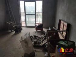 浩汉公园仕家,毛坯两房看房有有钥匙房,前面正对世纪广场