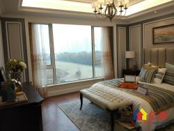 武汉天地别墅 仅1席 精装3层加地下2层 赠150平大露台