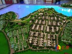 力高雍湖湾 不限购不限贷湖景中式别墅 新房直接认购买三层送两层超高得房率