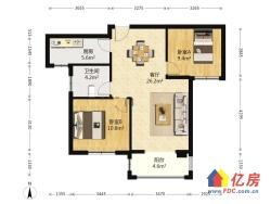 悦秀苑 2室2厅 138万