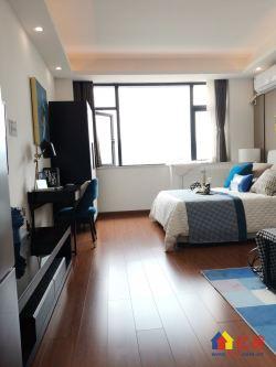 徐东商圈 单价14000的精装新房公寓 拎包入住 现房总价低