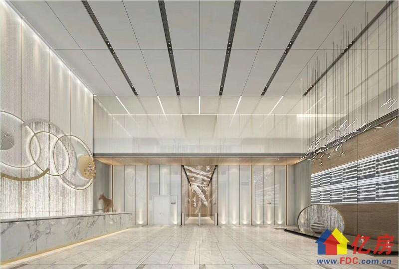 地铁5号线地铁口 不限购 现房写字楼  即买即用  投资首选,武汉青山区建二青山区和平大道与建设二路交汇处二手房2室 - 亿房网