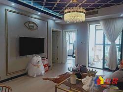 枫叶国际 华师一旁 随时看房 拎包入住 有钥匙 采光非常好