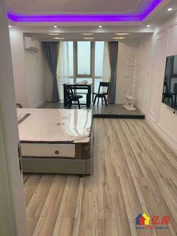 一线江景现房 中交锦立方 复式楼 买一得二,两室三室随意改