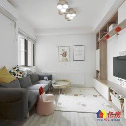 汉广四期精装修二房带水暖中间楼层可老证过户品牌装修