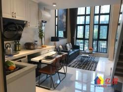 金银潭 绝版5.2米层高 一层投入享双层空间 双钥匙独立出入得双倍租金收益。
