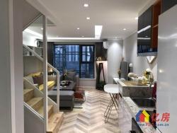 新房中南欢乐汇武昌内环中南路3轨交汇5.2米层高,天然气入户