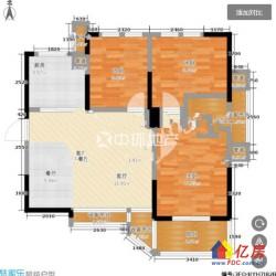 东湖高新区 大学科技园 丽岛美生 2室1厅1卫