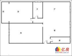汤逊湖畔精装大两房,一线湖景房,房东用钱急卖,价格可谈