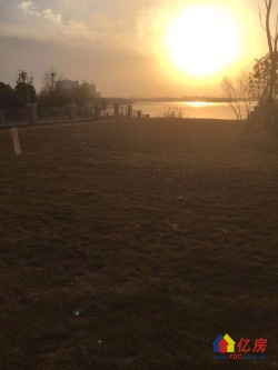 湖墅观止 一线看湖毛坯别墅 花园1000平直达湖边 随时看房