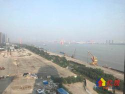 汉阳滨江商务区 杨泗港长江大桥旁 一线江景精装复式 四轨交汇