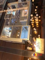新洲区 新洲城区 洺悦华府 地铁旁不限购,武汉新洲区新洲城区新洲区京东大道与五一南路交汇处二手房3室 - 亿房网