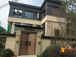 新房直售,一线临湖独栋别墅,上下5层实得300平