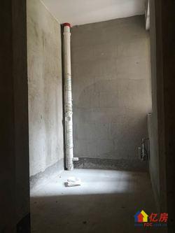 江夏九号线 东方雨林 新小区环境好 毛坯小三房 有钥匙随时看