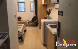 光谷步行街 地铁 BRT 铂顿公馆精装公寓