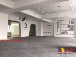 汉口城市广场整层出售纯办公写字楼5.2米层高隔两层