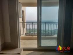 临湖一线 南北双阳台 通透性好 清水毛坯可塑性强 无遮挡
