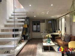 新房:金银潭庭瑞新汉口5.4米有天然气现房复式公寓48平68