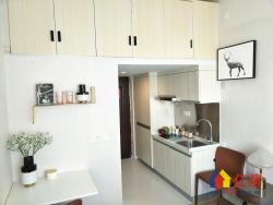 汉阳精装小寓 首付18万 月租1400 准现房 地铁口