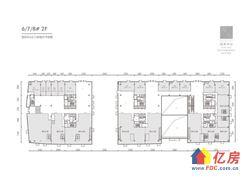 (新上房源)光谷11号线地铁旁,国采光立方公寓加推