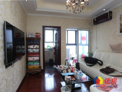 一室一厅可改两房,香港路,君悦尚品,拎包入住