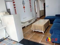 福星华府东区 2室2厅1卫,精装修,全套家具家电,钥匙在手,
