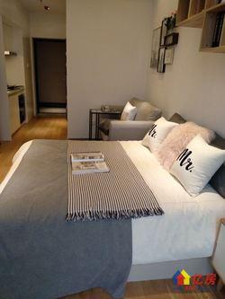 金地广场38平公寓毛坯现房一室一厅总价44.5万急售