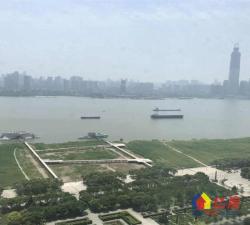 武汉天地三期 高层一线江景房出售 送车位
