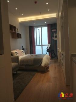 金地公寓加推,可贷款,1居室地铁商圈配套齐全